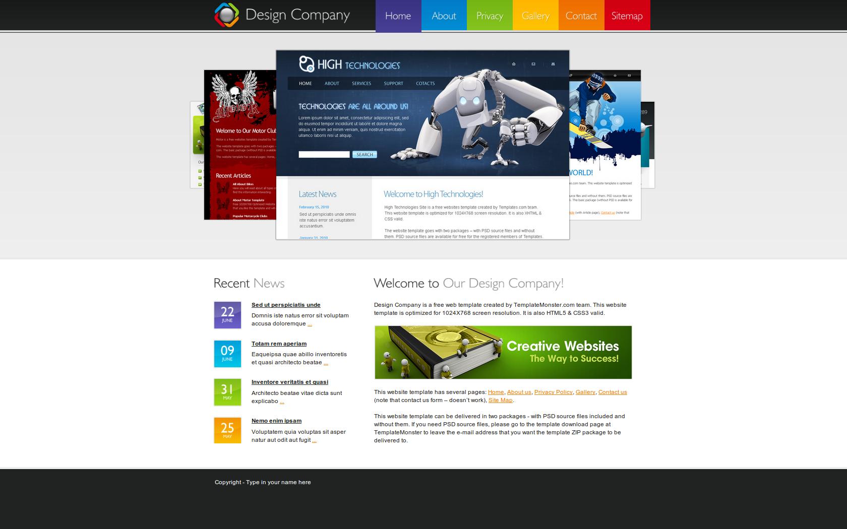 Строим web сайты дизайн html