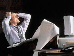 Вред работы за компьютером