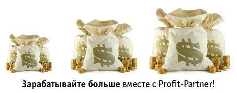 Заработок в ЦОП Profit-Partner, на контекстной рекламе